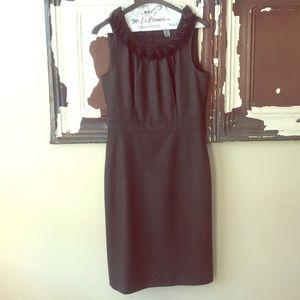 EUC J Crew Wool Blend Suiting Dress